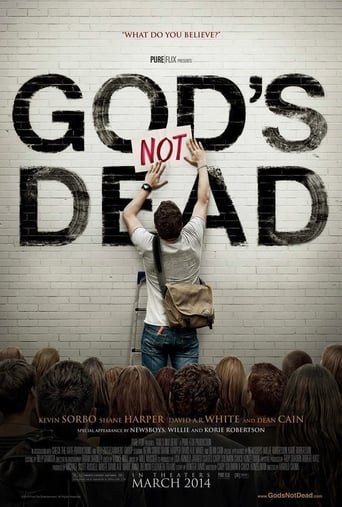 Poster of God's Not Dead