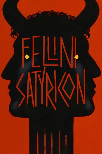 Poster of Fellini Satyricon