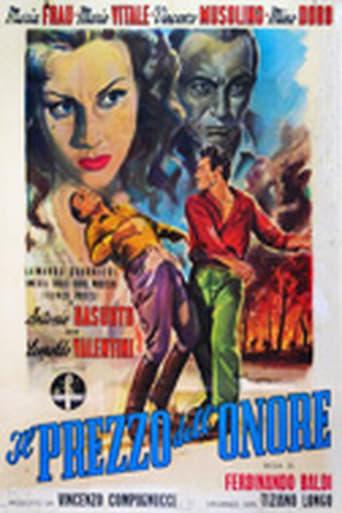 Poster of Il prezzo dell'onore