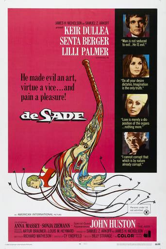 Poster of De Sade
