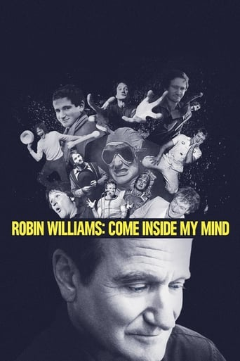 Robin Williams: Come Inside My Mind poster