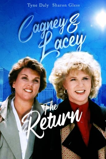 Poster of Cagney & Lacey: The Return
