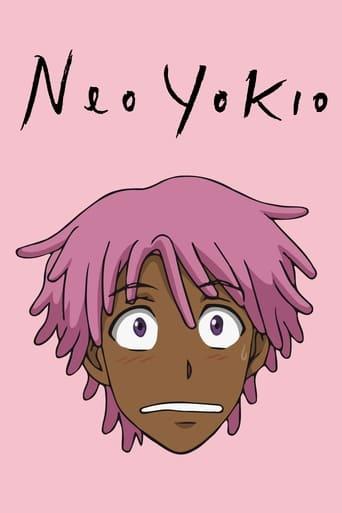 Poster of Neo Yokio