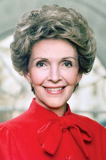 Image of Nancy Reagan