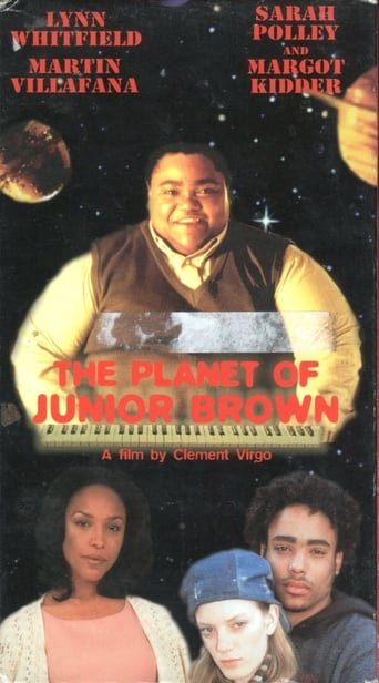 Poster of The Planet of Junior Brown