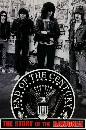Poster of End of the Century: The Story of the Ramones