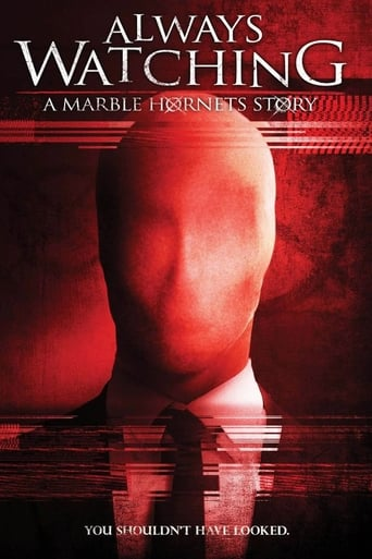Poster of Always Watching: A Marble Hornets Story