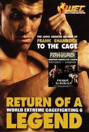 Poster of WEC 6: Return of a Legend
