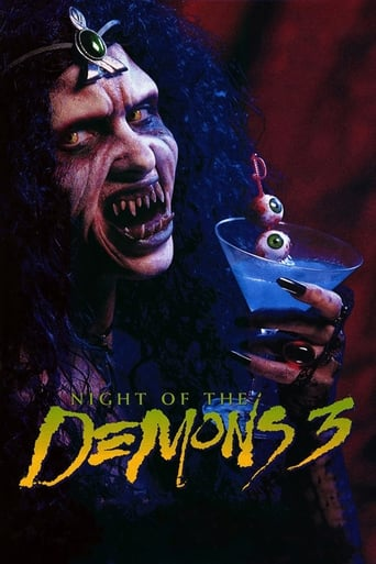Poster of Night of the Demons III