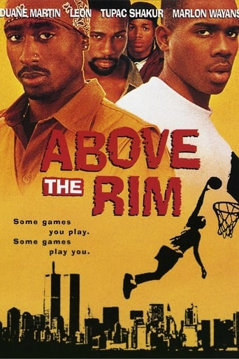 Poster of Above the Rim