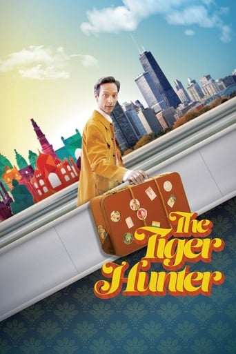 Poster of The Tiger Hunter