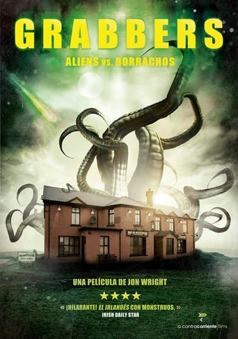 Poster of Grabbers