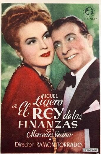 Poster of El rey de las finanzas