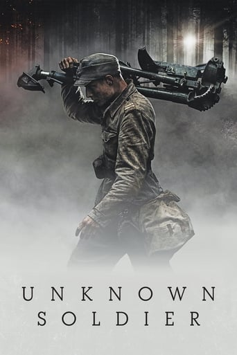 Poster of Unknown Soldier