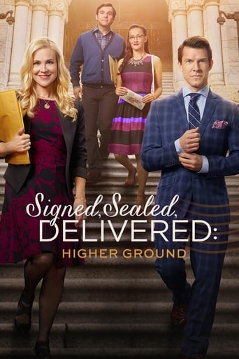 Poster of Signed, Sealed, Delivered: Higher Ground