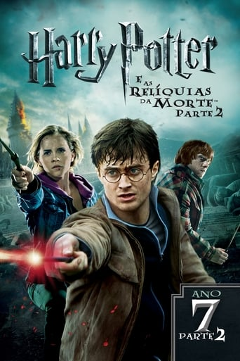 Harry Potter e as Relíquias da Morte: Parte 2 - Poster