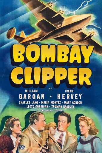 Poster of Bombay Clipper