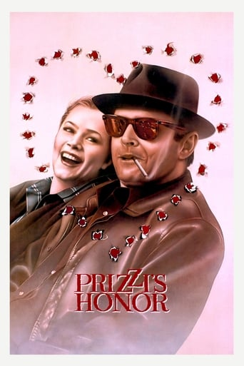 Poster of Prizzi's Honor