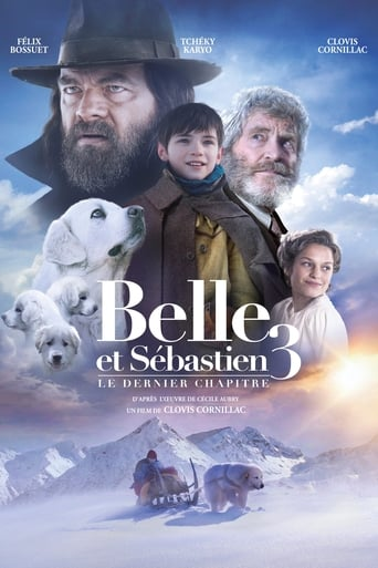 Belle and Sebastian 3: The Last Chapter poster