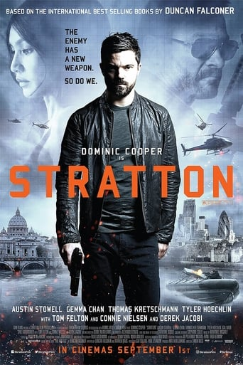 Poster of Stratton - Forze speciali