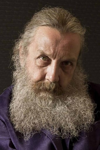 Image of Alan Moore