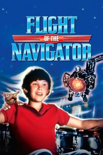 Poster of Flight of the Navigator