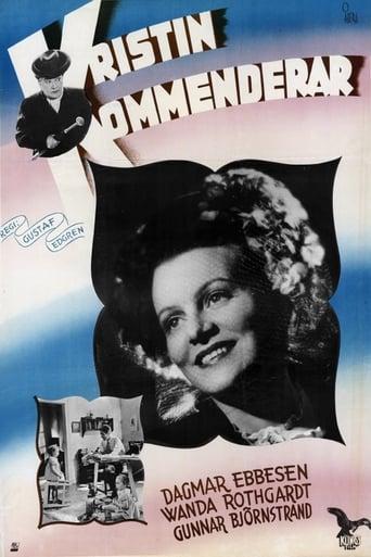Poster of Kristin kommenderar