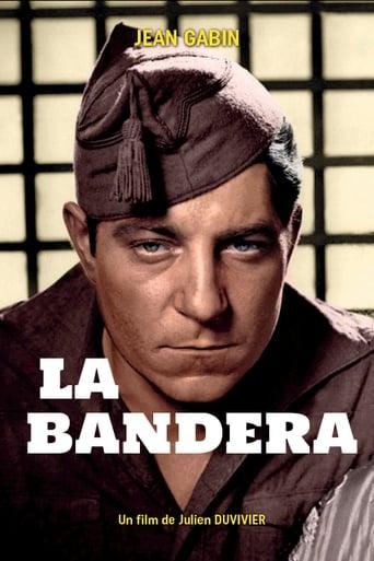 Poster of La Bandera