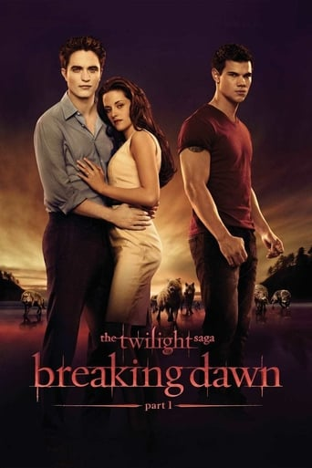 Poster of The Twilight Saga: Breaking Dawn - Part 1