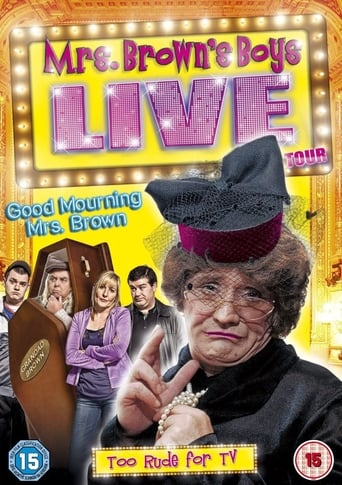 Poster of Good Mourning Mrs. Brown