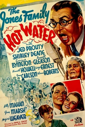 Poster of Hot Water