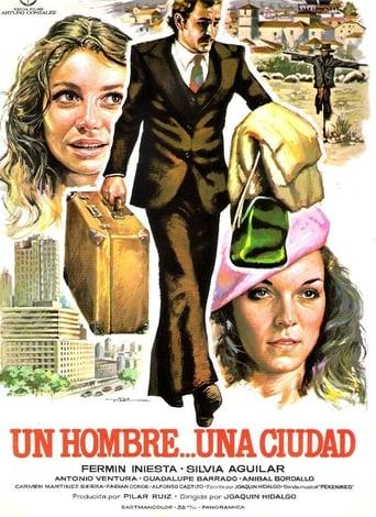 Poster of Un hombre... una ciudad