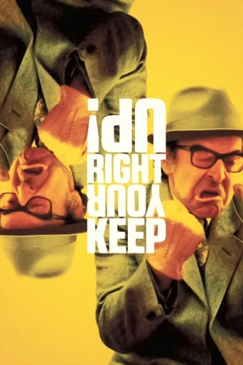 Poster of Keep Your Right Up