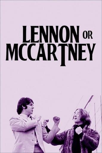 Poster of Lennon or McCartney
