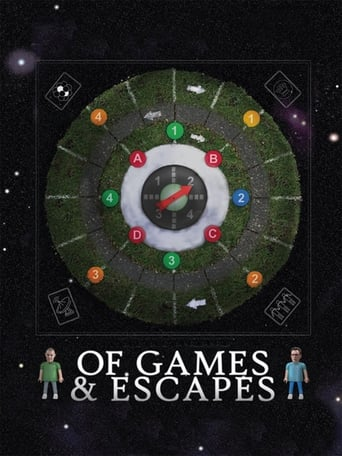 Poster of Of Games & Escapes