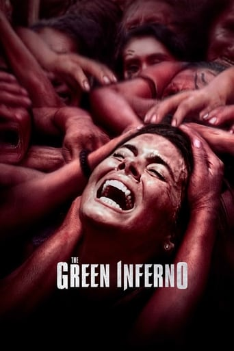 Poster of The Green Inferno