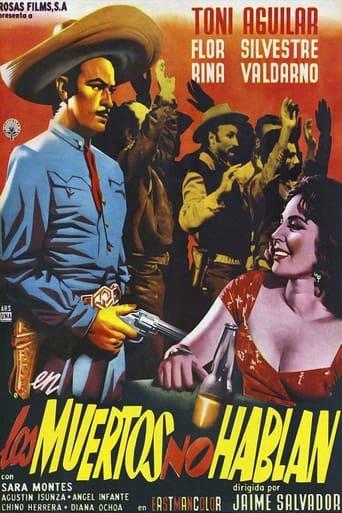 Poster of Los muertos no hablan