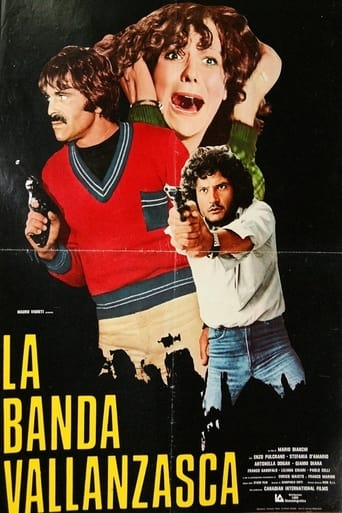 Poster of The Vallanzasca Band