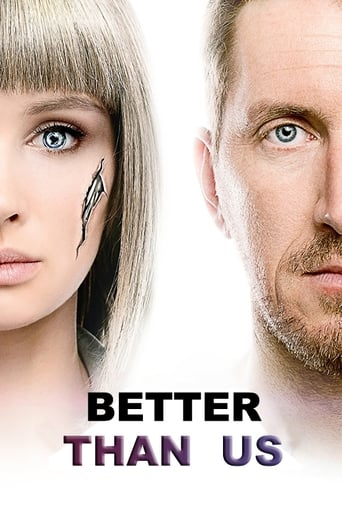 Poster of Better Than Us