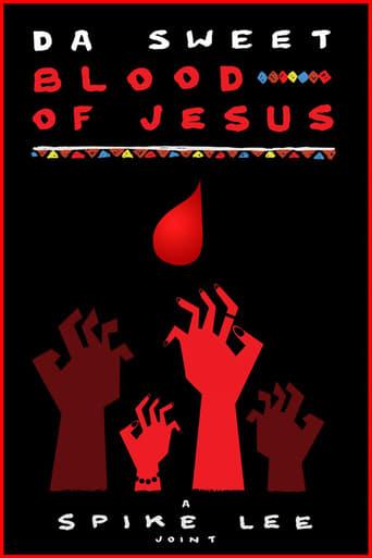 Poster of Da Sweet Blood of Jesus