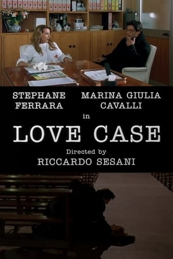 Poster of A Case of Love