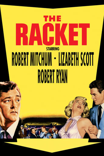 Poster of The Racket