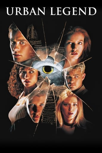 Poster of Urban Legend