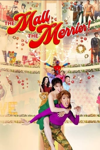Poster of The Mall, The Merrier