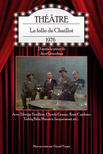 Poster of La folle de Chaillot