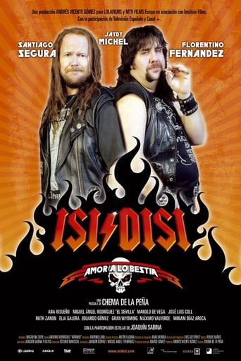 Poster of Isi/Disi - Amor a lo bestia