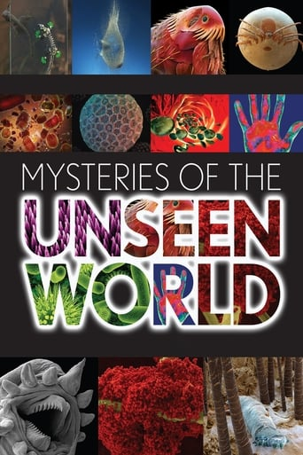 Poster of Mysteries of the Unseen World