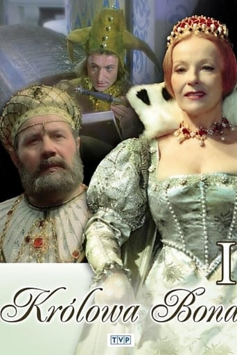 Poster of Królowa Bona