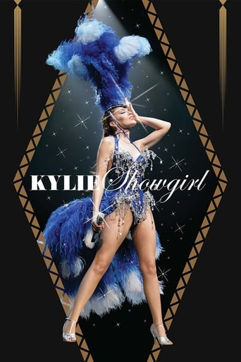 Poster of Kylie Minogue: Showgirl: The Greatest Hits Tour