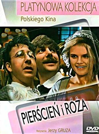 Poster of Pierścień i róża